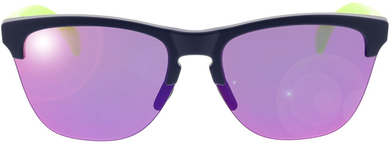 Picture of glasses model Oakley OO9374 937435 63-10 in angle 0
