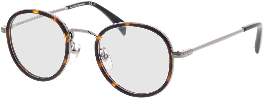 Picture of glasses model David Beckham DB 1013 086 47-23 in angle 330