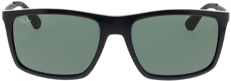 Picture of glasses model Ray-Ban RB4228 601/71 58-18 in angle 0