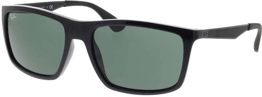 Picture of glasses model Ray-Ban RB4228 601/71 58-18