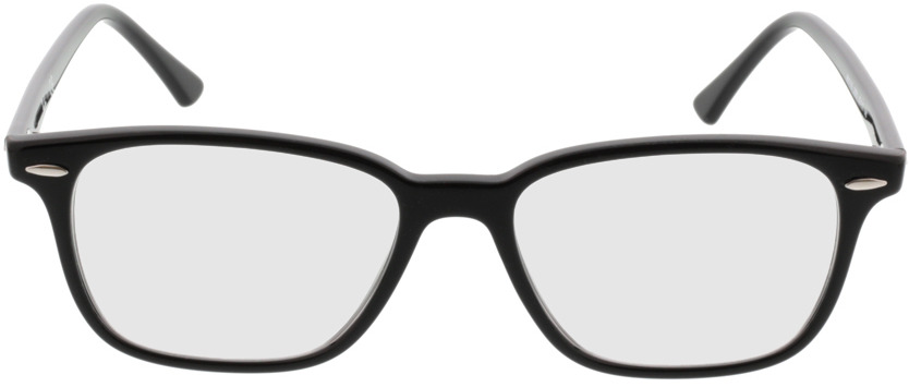 Picture of glasses model Ray-Ban RX7119 2000 53-17 in angle 0