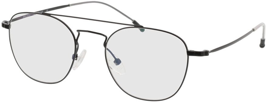 Picture of glasses model Downey-noir in angle 330
