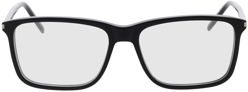 Picture of glasses model Saint Laurent SL 454-001 56-16 in angle 0