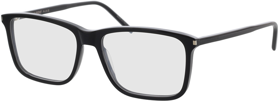 Picture of glasses model Saint Laurent SL 454-001 56-16 in angle 330