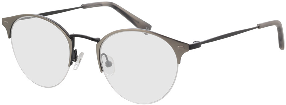 Picture of glasses model Canyon-matt silber in angle 330