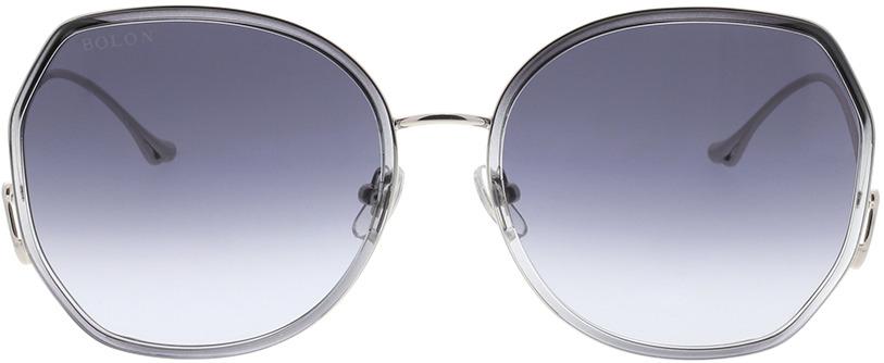 Picture of glasses model Bolon BL6085 A12 59-18 in angle 0