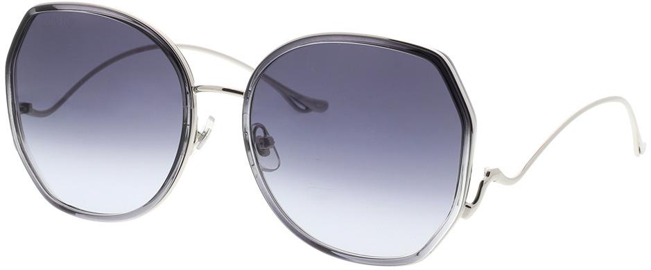 Picture of glasses model Bolon BL6085 A12 59-18 in angle 330