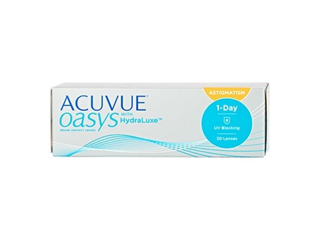 Acuvue Oasys 1-Day for Astigmatism 30er Box