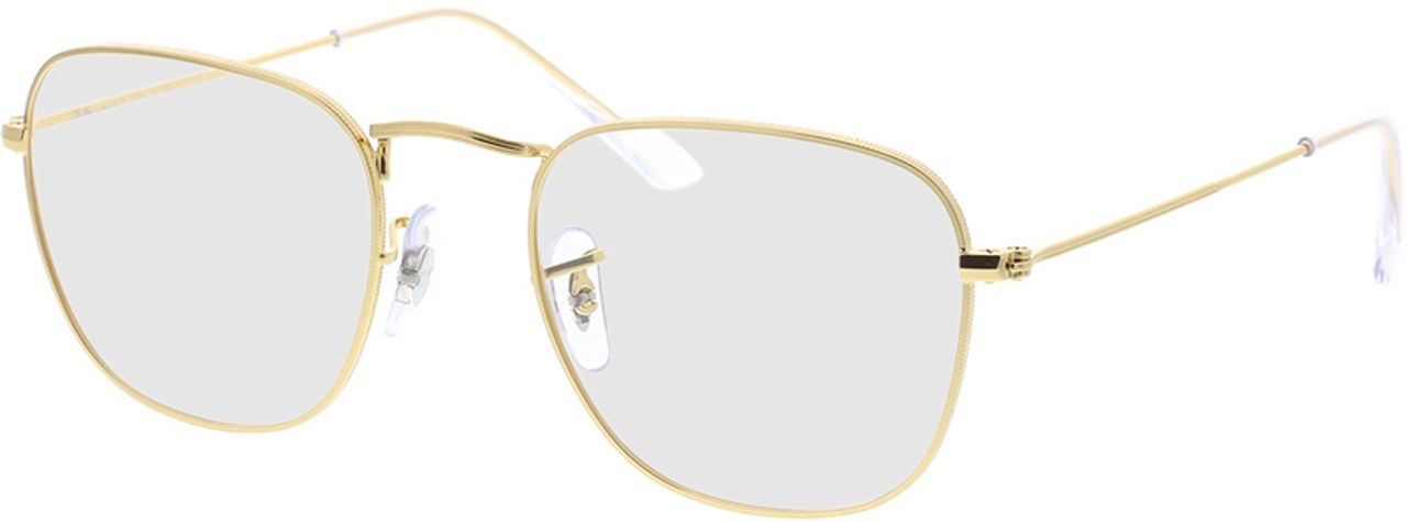 Picture of glasses model Ray-Ban RX3857V 3086 51-20 in angle 330