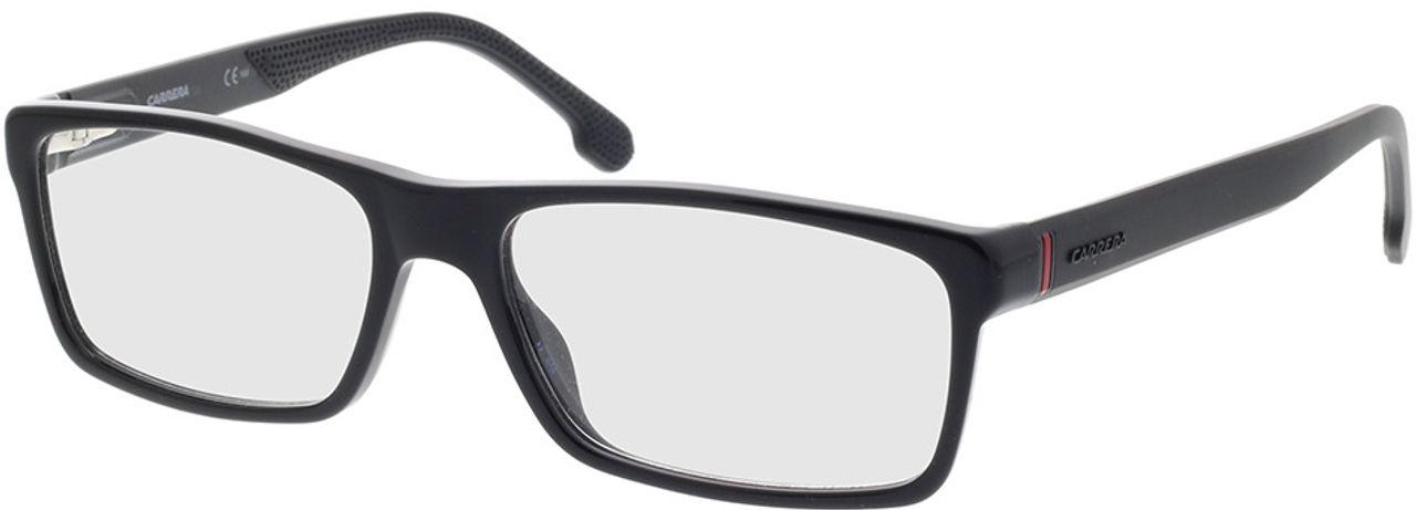 Picture of glasses model Carrera CARRERA 8852 807 57-17 in angle 330
