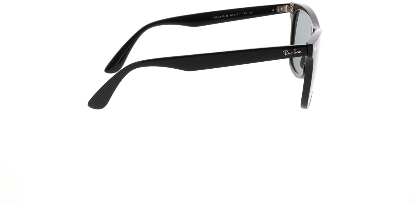 Picture of glasses model Ray-Ban Blaze Wayfarer RB4440N 601/71 41-141 in angle 90