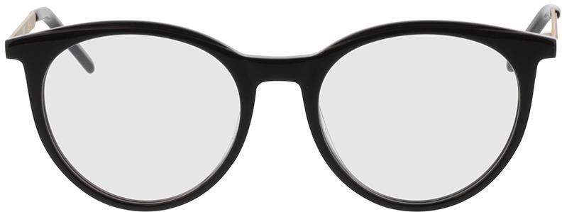 Picture of glasses model Hugo HG 1108 807 49-18 in angle 0