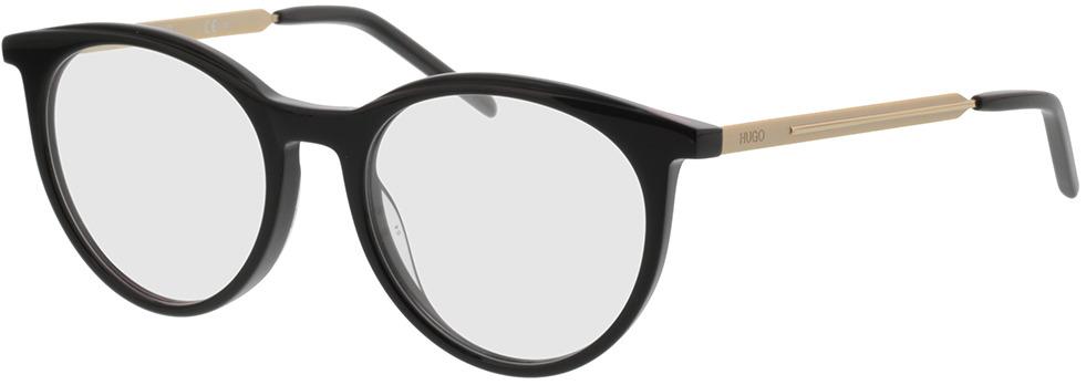 Picture of glasses model Hugo HG 1108 807 49-18 in angle 330