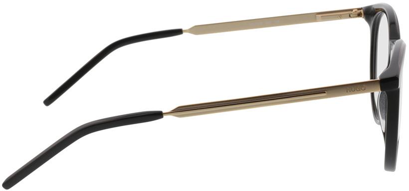 Picture of glasses model Hugo HG 1108 807 49-18 in angle 90