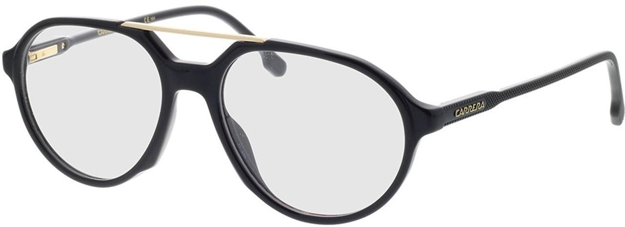 Picture of glasses model Carrera CARRERA 228 807 53-17 in angle 330
