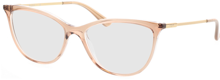 Picture of glasses model Vogue VO5239 2735 54-16 in angle 330