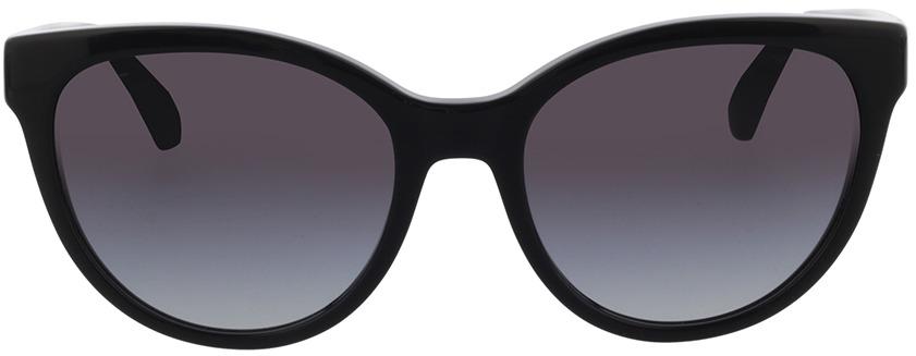 Picture of glasses model Emporio Armani EA4140 50018G 55 in angle 0