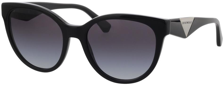 Picture of glasses model Emporio Armani EA4140 50018G 55 in angle 330