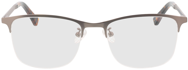 Picture of glasses model Atticus-silber in angle 0
