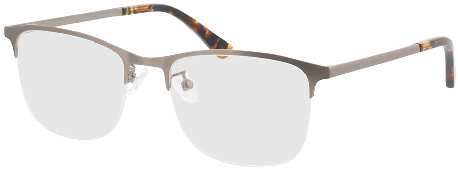 Picture of glasses model Atticus-silber in angle 330