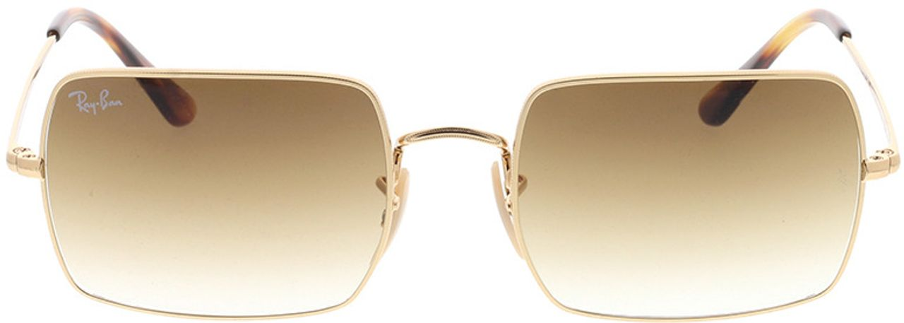 Picture of glasses model Ray-Ban RB1969 914751 54-19 in angle 0