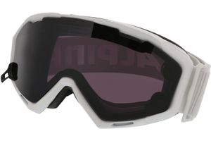 Skibrille PANOMA S MAG White