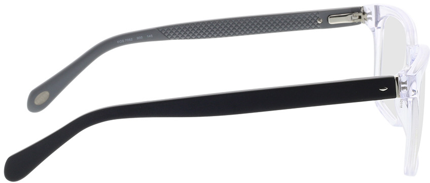 Picture of glasses model Fossil FOS 7062 900 52-18 in angle 90