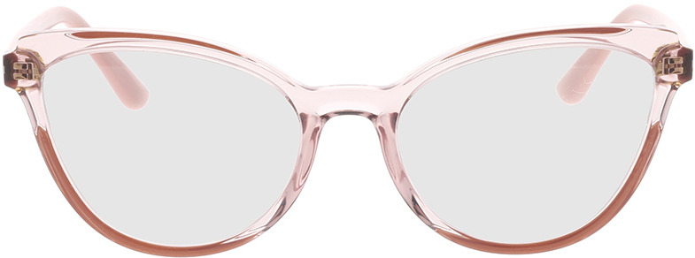 Picture of glasses model Vogue VO5291 2763 53-18 in angle 0