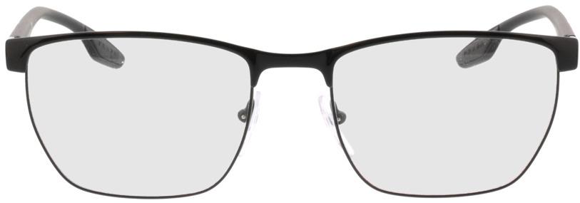 Picture of glasses model Prada Linea Rossa PS 50LV 1AB1O1 55-19 in angle 0