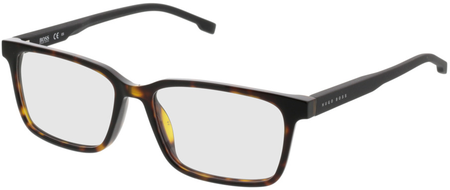 Picture of glasses model Boss BOSS 0924 086 53-16 in angle 330