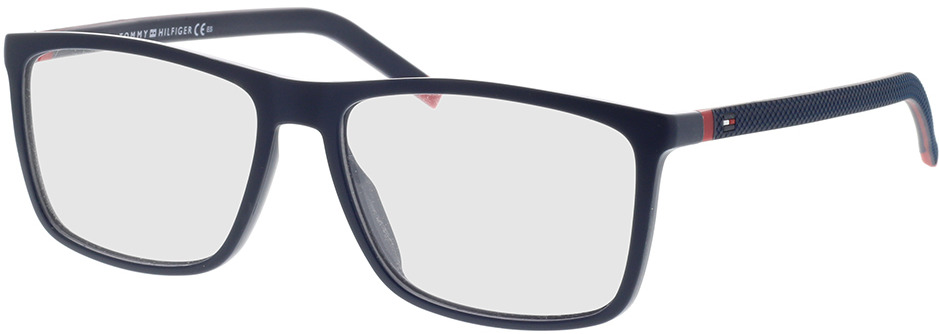 Picture of glasses model Tommy Hilfiger TH 1742 WIR 56-16 in angle 330