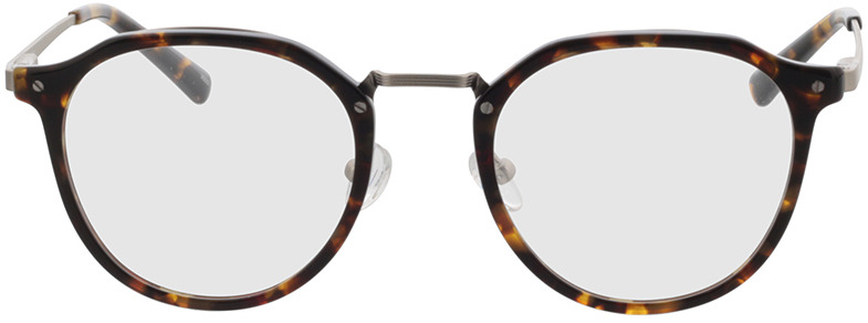 Picture of glasses model Juno-braun-meliert in angle 0