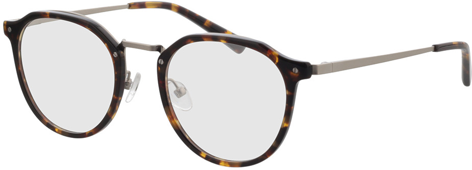 Picture of glasses model Juno-braun-meliert in angle 330
