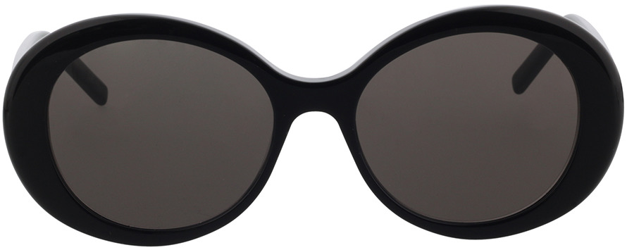 Picture of glasses model Saint Laurent SL 419-001 56-18 in angle 0