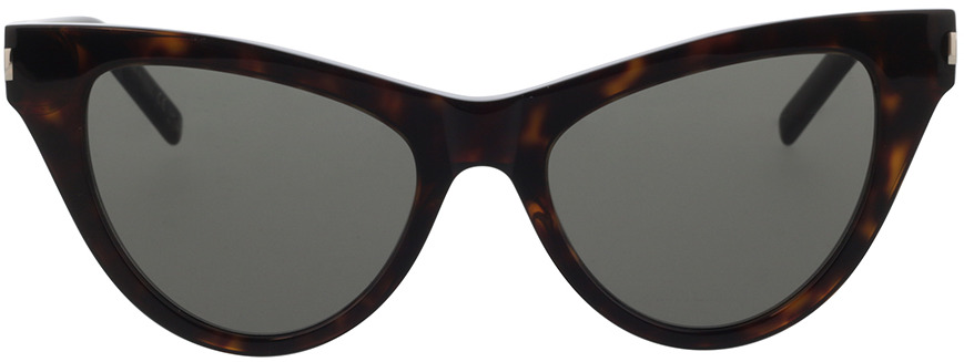 Picture of glasses model Saint Laurent SL 425-002 54-19 in angle 0