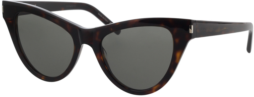 Picture of glasses model Saint Laurent SL 425-002 54-19 in angle 330