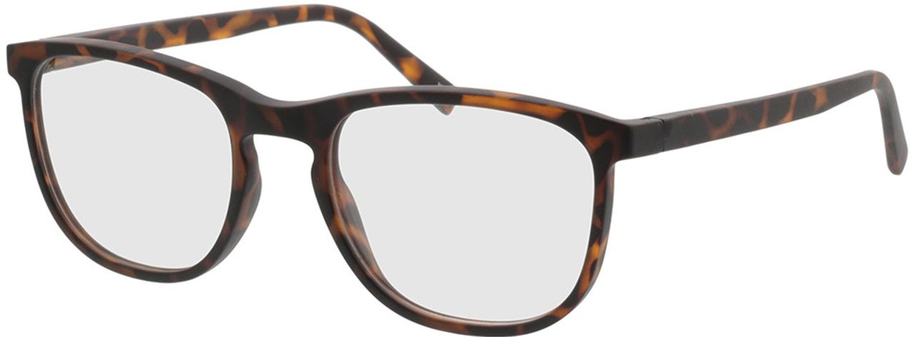 Picture of glasses model Tilia-braun-meliert in angle 330