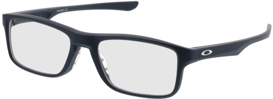 Picture of glasses model Oakley Plank 2.0 OX8081 53 18 in angle 330