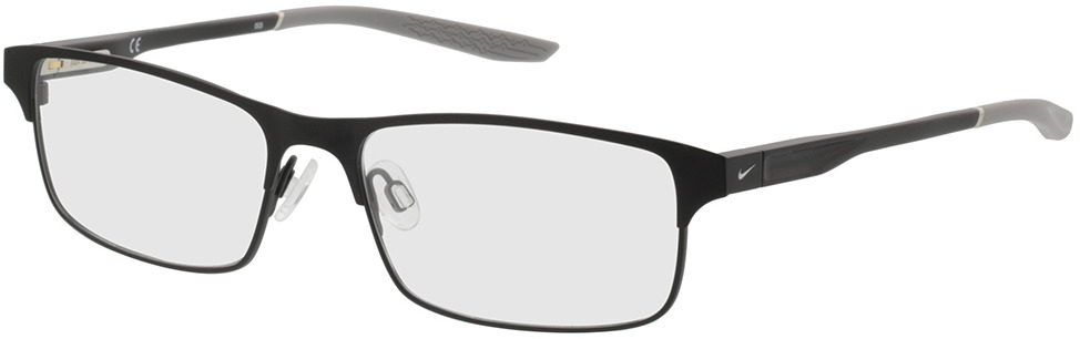 Picture of glasses model Nike NIKE 8046 003 54-16 in angle 330