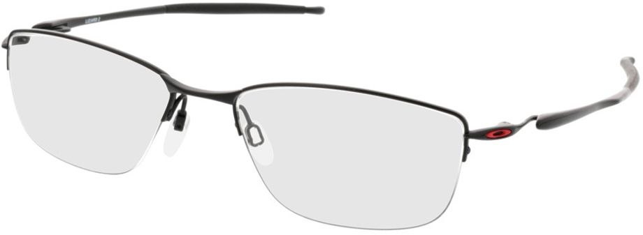 Picture of glasses model Oakley Lizard 2 OX5120 01 54-18 in angle 330
