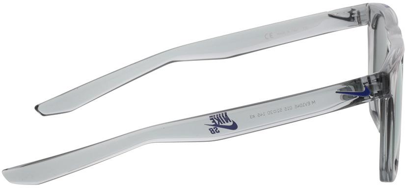 Picture of glasses model Nike FLATSPOT M EV1045 015 52-20 in angle 90