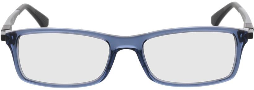 Picture of glasses model Ray-Ban RX7017 8122 54-17 in angle 0