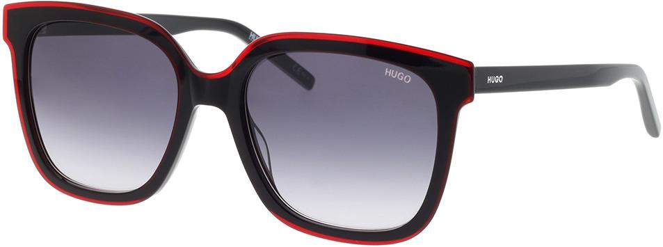 Picture of glasses model Hugo HG 1051/S OIT 54-18 in angle 330