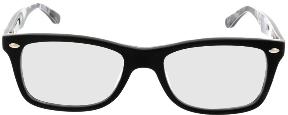 Picture of glasses model Ray-Ban RX5228 5405 50-17 in angle 0