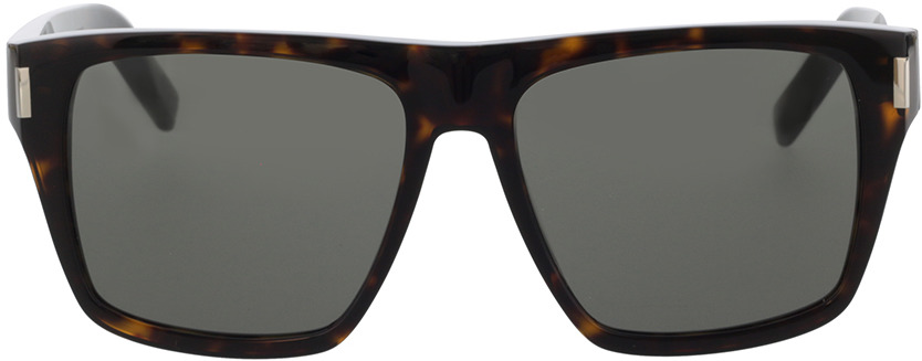 Picture of glasses model Saint Laurent SL 424-002 56-16 in angle 0