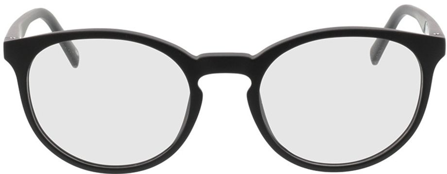 Picture of glasses model Picea-schwarz in angle 0