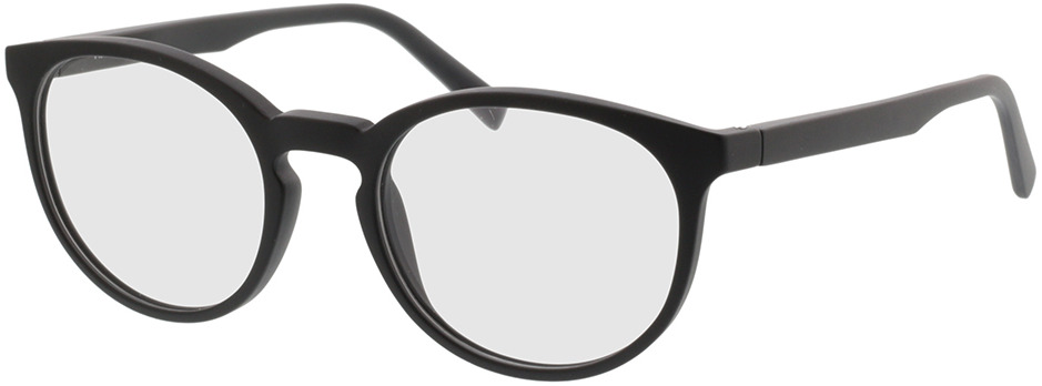 Picture of glasses model Picea-schwarz in angle 330