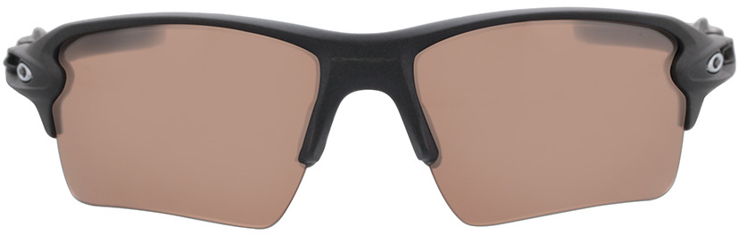 Picture of glasses model Oakley OO9188 9188B2 59-12 in angle 0