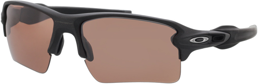 Picture of glasses model Oakley OO9188 9188B2 59-12 in angle 330