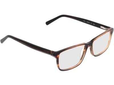 Brille Manila-braun-meliert